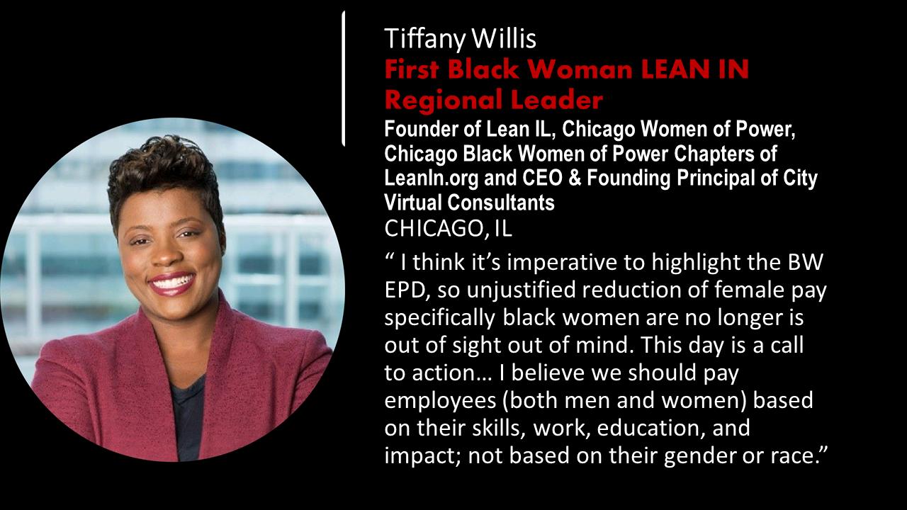 Meet the First Black Woman Lean In Regional Leader
