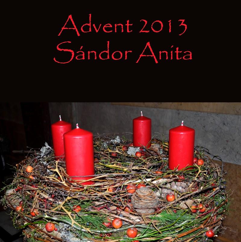 a4757b5470c8 Advent 2013 - Sándor Anita