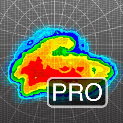 تحميل تطبيق MyRadar Weather Radar Full لابقائك مطلع على احوال الطقس للاندرويد