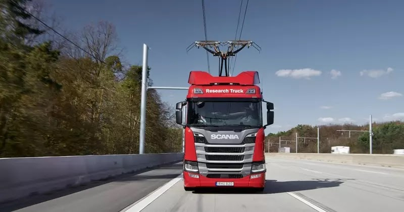 Everything you need to know about electric highways