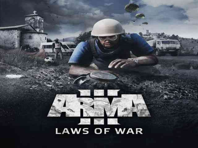 Arma 3 Laws of War Game Review