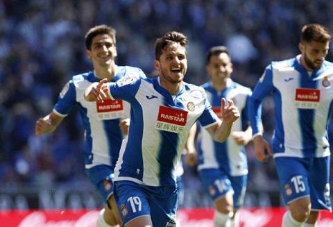 Tham vọng của Espanyol tại mùa giải chỉ là trụ giữa BXH La Liga