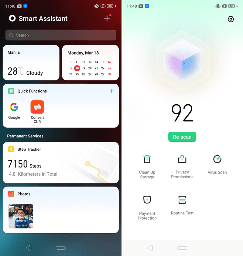 Smart Assistant and Phone Manager