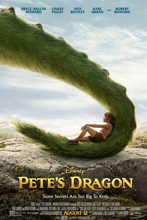 Pete's Dragon Movie Download HD Full Free 2016 720p Bluray thumbnail