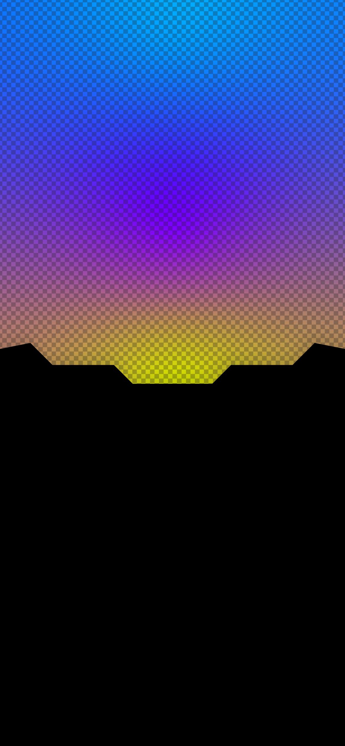 iphone 12 wallpaper gradient oled resolution original