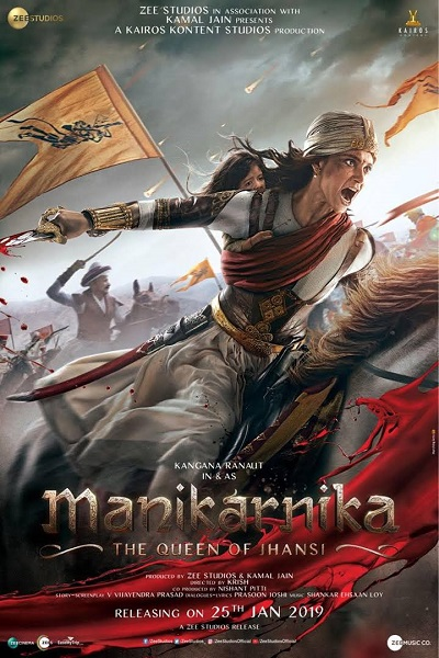 Manikarnika The Queen Of Jhansi Movie Download In 720p Hd