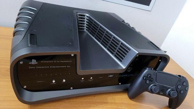 PlayStation 5 developer version 1
