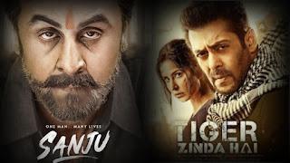 Sanju to surpass Salman starrer Tiger Zinda Hai's weekend collections.jpg