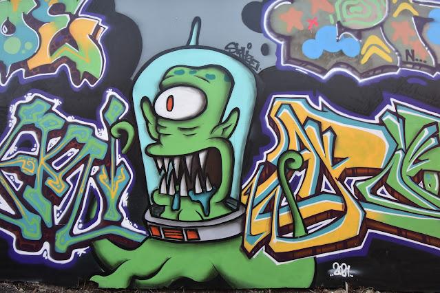 Tempe Street Art   Siphze