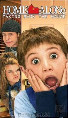 Sinopsis film Home Alone 4: Taking Back the House (2002)
