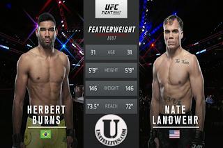 UFC Fight Night Eutelsat 10A Biss Key 26 January 2020