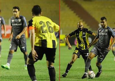 ملخص اهداف مباراة المقاولون العرب والانتاج الحربي (1-1) الدوري المصري