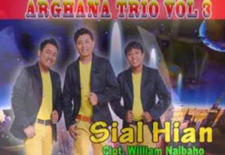 Chord Gitar dan Lirik Lagu Batak - Sial Hian (Kuala Namu) - Arghana Trio