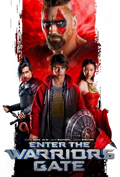 Film Enter the Warriors Gate 2017 Bioskop