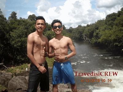 Destinasi wisata dunia tepatnya indonesia memiliki satu alam yang sungguh indah,yaitu riam pangar kalimantan barat, air terjun,arung jeram deras mempesona