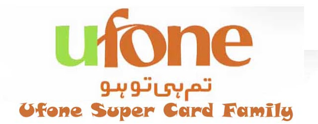 Ufone Super Card   Gold, Plus, Mini