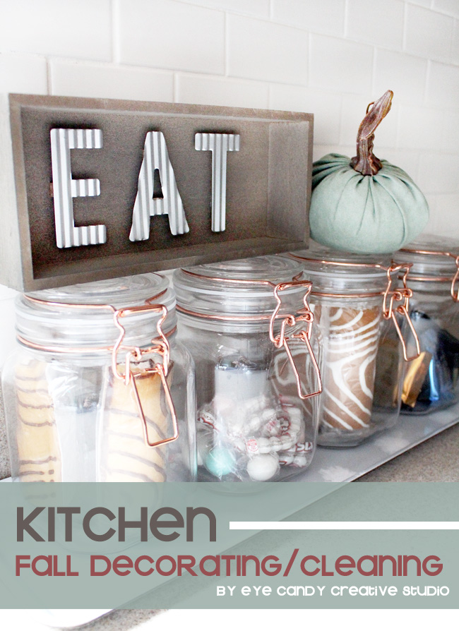 home project, kitchen, sunway tile, embracelifesmesses, fall decor
