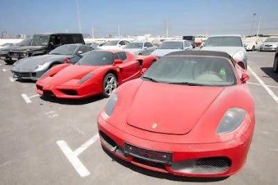 Zašto su napušteni superautomobili Dubaija?