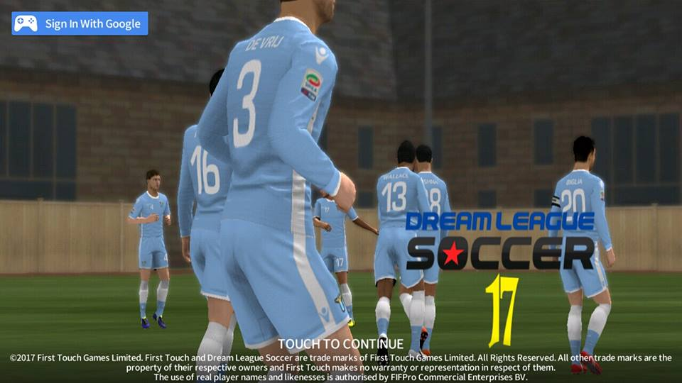 Updated DLS 17 Mod Lazio To The Latest Version V4.03 Apk