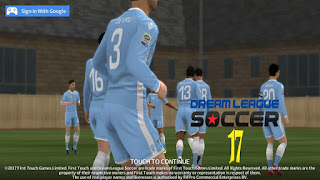 Updated DLS 17 Mod Lazio to the Latest Version v4.03 Apk + Data