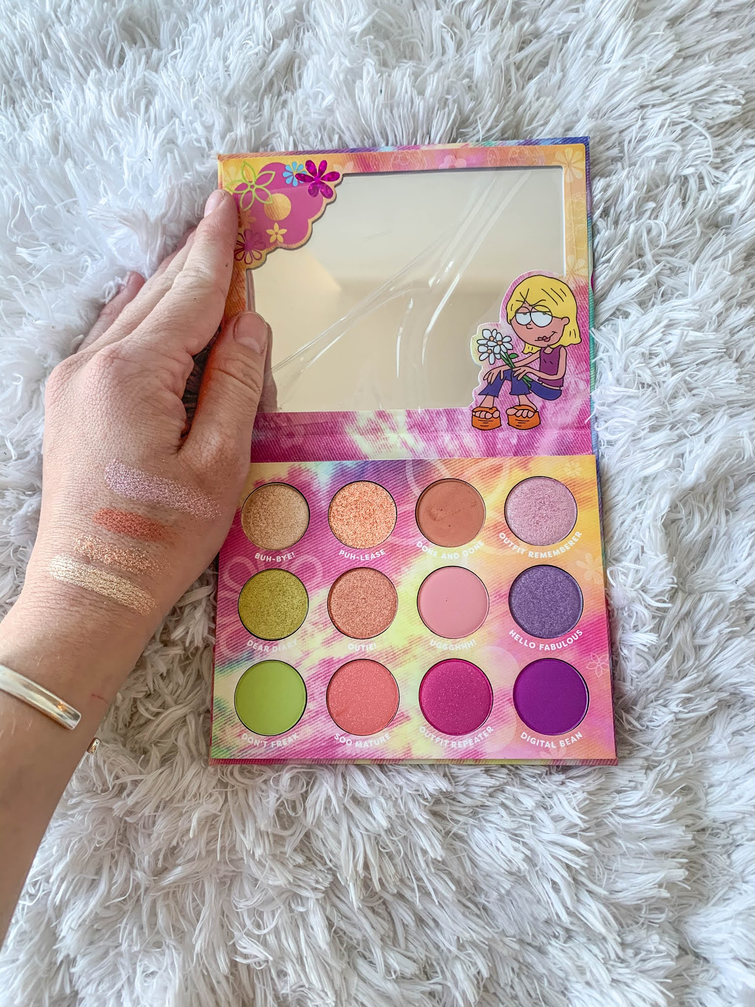 Lizzie McGuire x ColourPop Collection