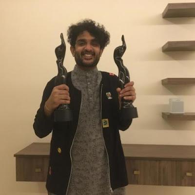 Sid Sriram Awards