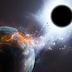 Dua Lohong Hitam 800 Juta Ganda Lagi Besar Dari Matahari Akan Bertembung