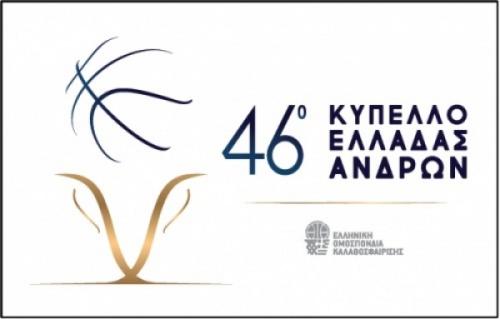 Το πρόγραμμα των προημιτελικών του κυπέλλου Ελλάδας ανδρών