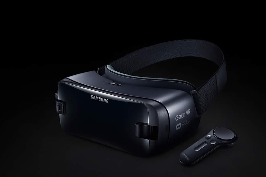 Samsung Gear VR is one of the best VR headsets to get right now