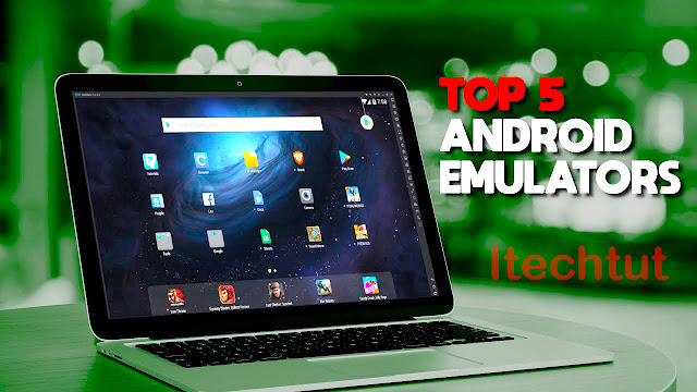 Top 5 Best Android os for PC | Best Android Emulator for PC