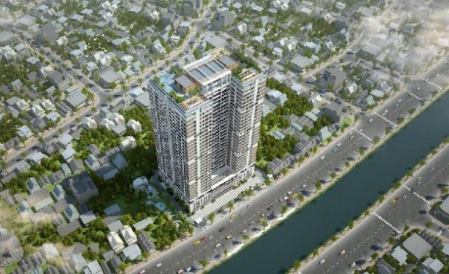 Chung cư Riverside Garden Vũ Tông Phan
