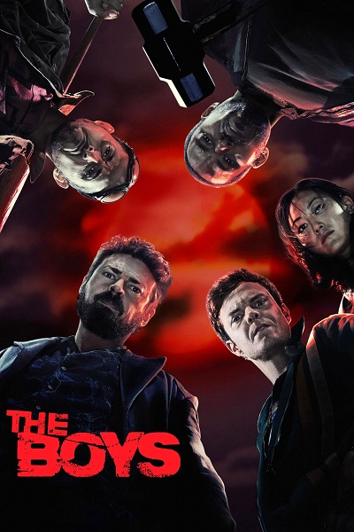 The Boys Temporada 1 1080p-720p Dual Latino/Ingles