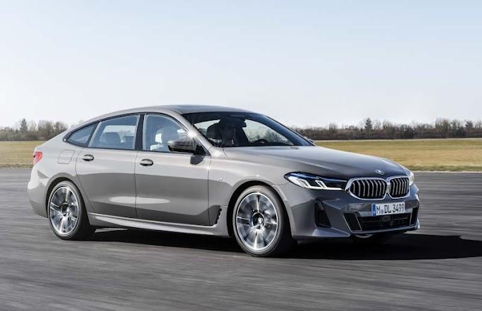 2021 BMW 6 Series GT
