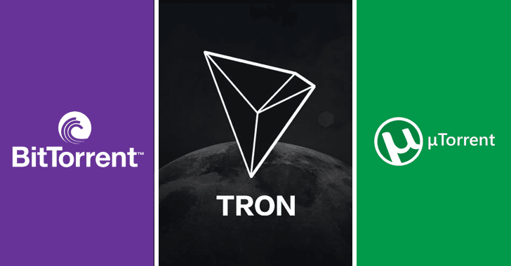 tron-cryptocurrency-bittorrent-utorrent