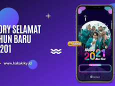 Download Template Story Ucapan Selamat Tahun Baru 2021