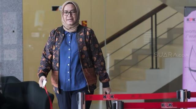 Evi Novida Minta Jokowi Cabut Kepres Pemecatannya dari Anggota KPU