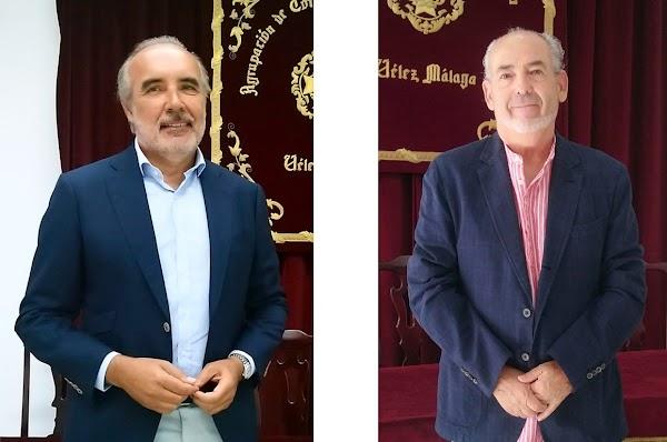 Fajardo Lupiáñez y Ariza Recio, apellidos de los protagonistas de la Semana Santa veleña 2020
