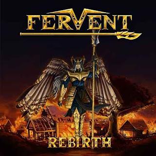"""Ο δίσκος των Fervent """"Rebirth"""""""