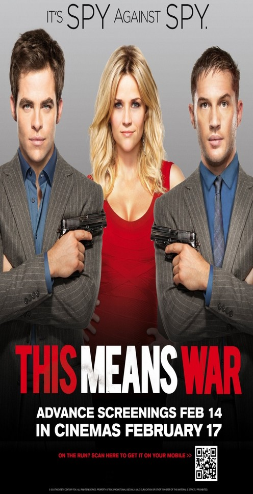 THIS MEANS WAR (2012) ...