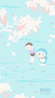 Unduh 6100 Wallpaper Doraemon Wa Hd Gratis