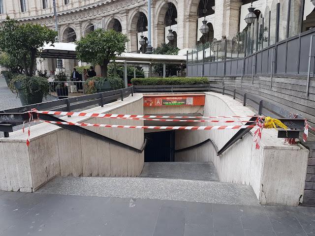 Metro Roma, Mit: in bilancio 150 mln su Repubblica-Barberini