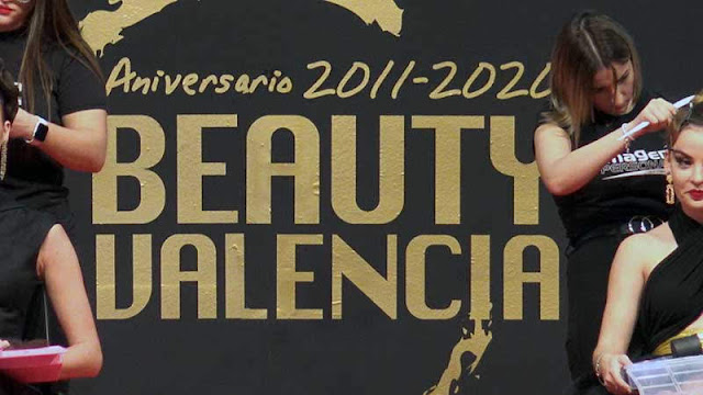 Beauty Feria Valencia Salón Profesional Estética y peluquería