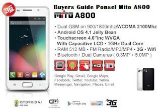Gambar Mito A800