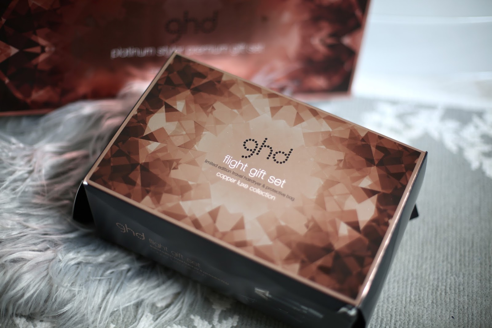 copper ghd