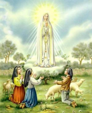 Aparição da Virgem Maria
