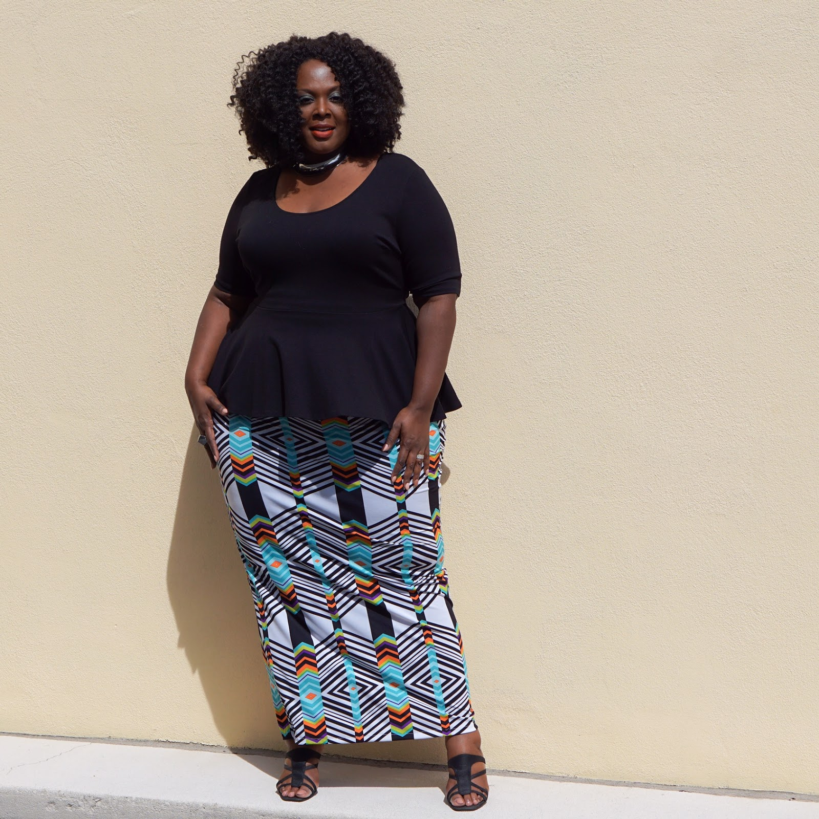 plus size maxi skirt, plus size clothes, plus size skirts, tru diva designs skirts