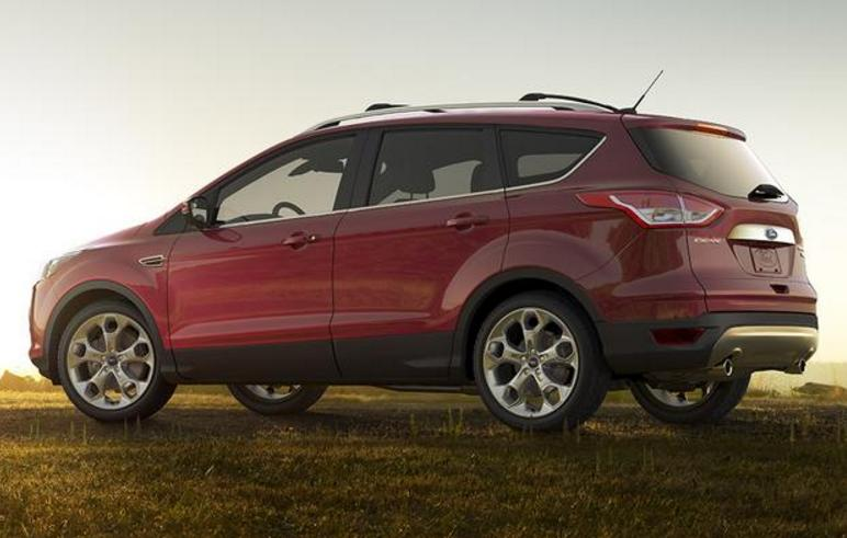 2015 Ford Escape Titanium Review