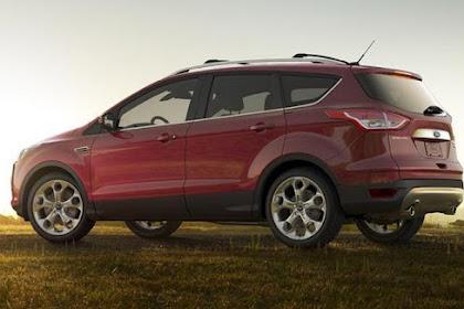 2015 Ford Escape Titanium Review