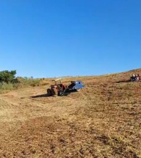 Morador de Laranjeiras morre trabalhando em comunidade rural de Saudades do Iguaçu