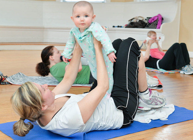 Exercises for Busy Moms
